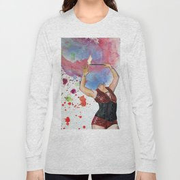 Lydia Treats Long Sleeve T-shirt
