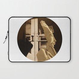 Nofretete & The Doors To History Laptop Sleeve