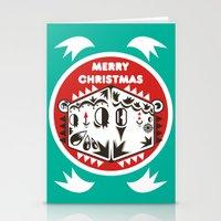 kiki Stationery Cards featuring Kiki by Polypop