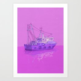 Chioggia Art Print