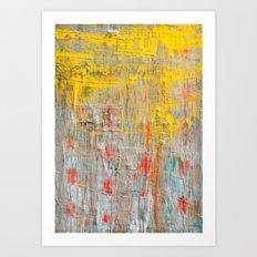 abstract 700 Art Print