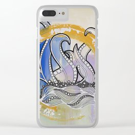 Today We Escape Clear iPhone Case