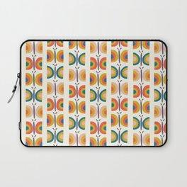 Retro Butterflies Laptop Sleeve