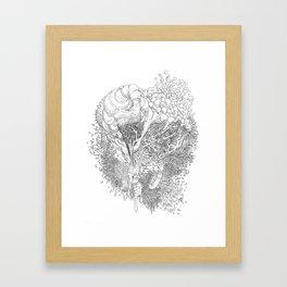 Rotting in Essence #1 Framed Art Print