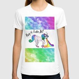 Unicorn Mandate T-shirt