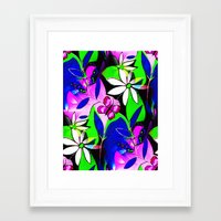botanical Framed Art Prints featuring Botanical by Sartoris ART