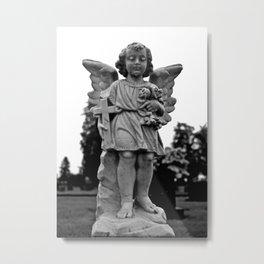 Child angel Metal Print