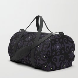 Pisces Pissed - Plum - Fall 2018 Duffle Bag