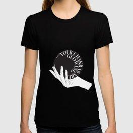 Your Chakras are glowing - Spiritual Healing Energy Art T-shirt