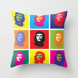 CHE GUEVARA Throw Pillow