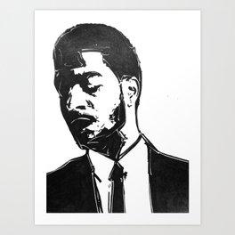 That One Kid Art Print