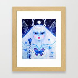 Fairy Godmother Framed Art Print