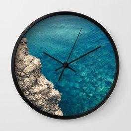 sea II Wall Clock