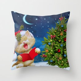Miscellaneous Throw Pillow