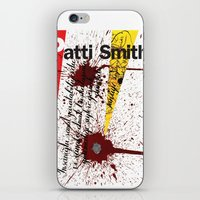 calligraphy iPhone & iPod Skins featuring Calligraphy 3 by omerfarukciftci