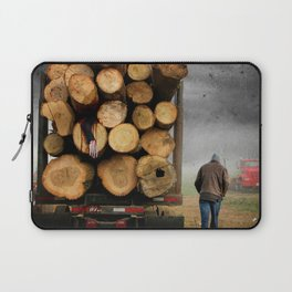 3's A Crowd Laptop Sleeve