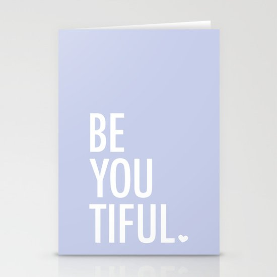 Be(you)tiful Stationery Cards