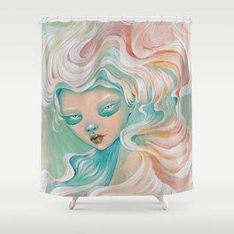 Jezebel Shower Curtain