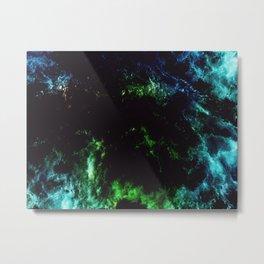 Dark Matter Metal Print