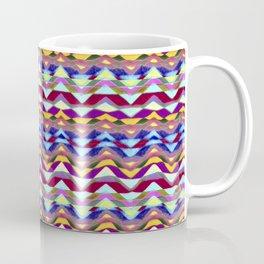 Ethnic Colorful Pattern Coffee Mug