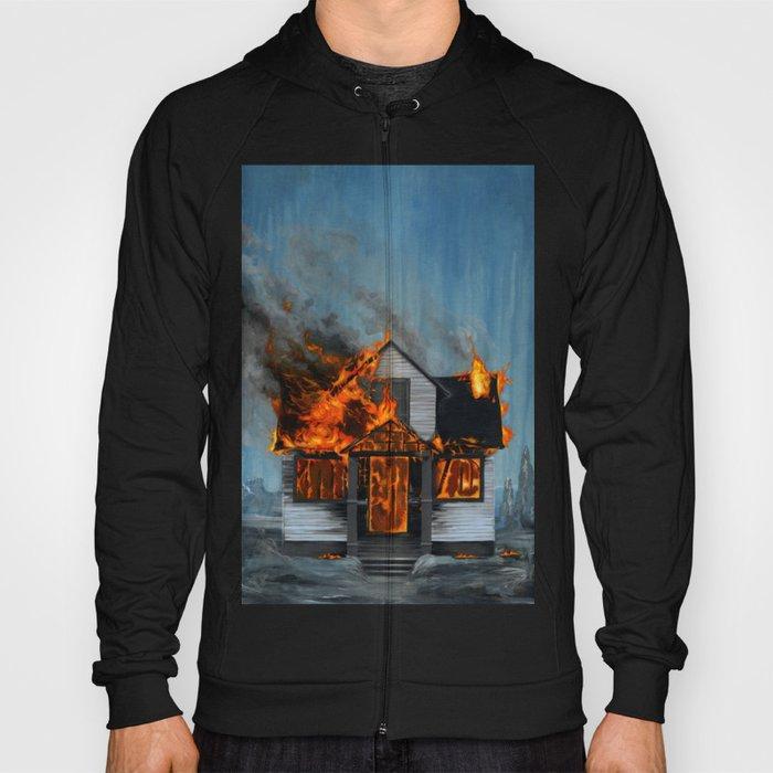 House on Fire Hoody