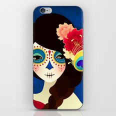 La Muertita ~ Candy Flavoured iPhone & iPod Skin