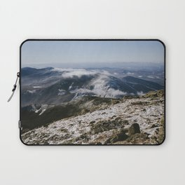 Cannon Mountain from Mt. Lafayette Laptop Sleeve