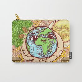 Earth is our Home! Carry-All Pouch
