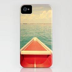 Mathilde #1 iPhone (4, 4s) Slim Case