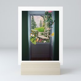 Secret Garden Mini Art Print