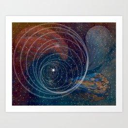 Singularity Art Print