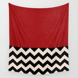 Black Lodge Wall Tapestry