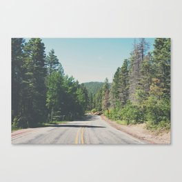 Santa Fe National Forest ... Canvas Print