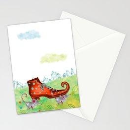 Zapatín Stationery Cards