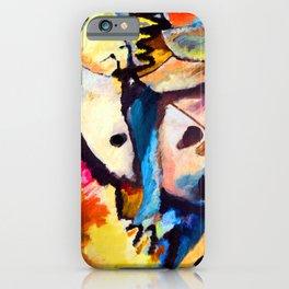 Wassily Kandinsky Improvisation XIII iPhone Case