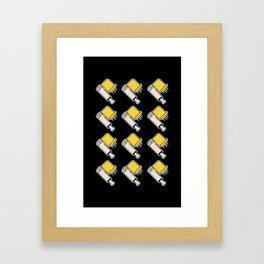 The Burgh 3 Framed Art Print