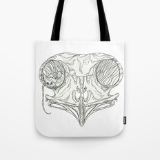 Hiding Place Tote Bag