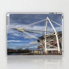 Millenium Stadium, Cardiff. Laptop & iPad Skin