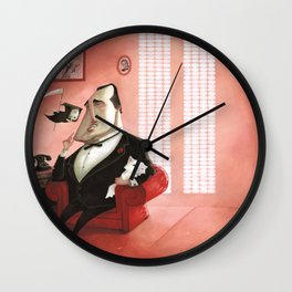 The Godfather Tribute Wall Clock