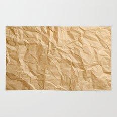Paper Trash Rug