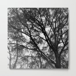 Take a Minute Just to Breathe Metal Print