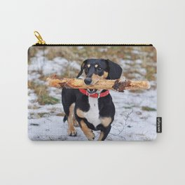 Dog Big Stick Beautiful Carry-All Pouch