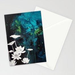 Lotus Study Stationery Cards