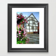 Tewksbury Framed Art Print