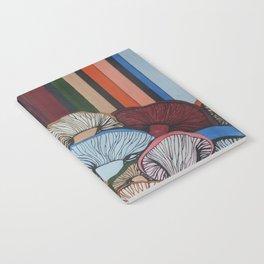 Colorful Mush Notebook