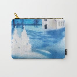 Christmas Serenade Carry-All Pouch