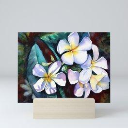 Evening Plumeia Mini Art Print