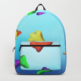 Jet Planes by Squibble Design Backpack