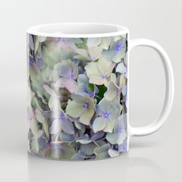 Soft Multi Color Hydra and Ivy leaves Coffee Mug