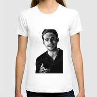 allyson johnson T-shirts featuring Anders Johnson (Bragi) by bragi